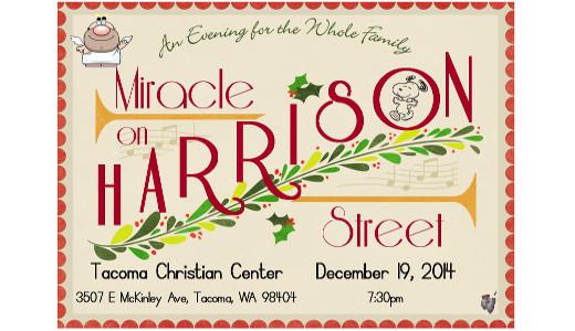 Miracle on Harrison Street 2014