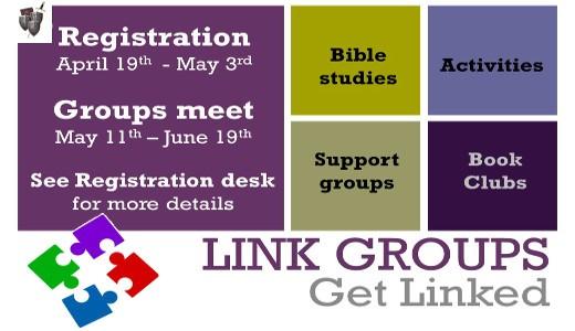 Spring 15 Link Group flyer